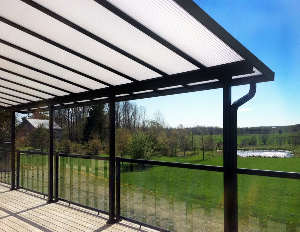 Etonnant Sunspace Acrylic Roof Systems Offer The Protection You Need, While  Complimenting The Style Of Your Home. At Sunspace, We Have You And Your  Family Covered!